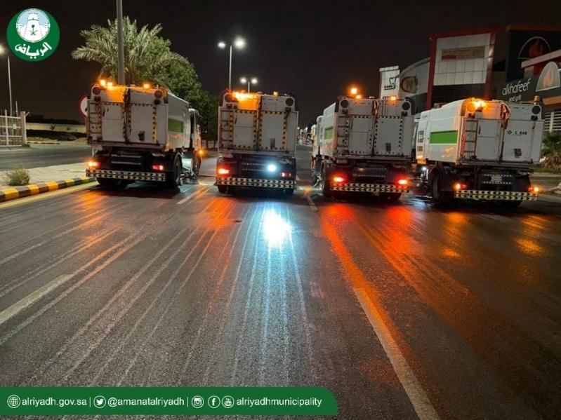 هذا ما يحدث لشوارع الرياض خلال فترة منع التجول - المواطن