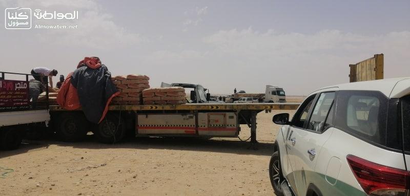 تجارة حفر الباطن ترصد مخالفات لمتعهدي الأسمنت - المواطن