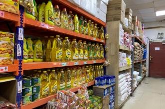جولات رقابية على المستودعات ومحلات المواد الغذائية برجال ألمع - المواطن