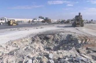 سقوط صاروخين على قاعدة تضم قوات أجنبية في العراق - المواطن