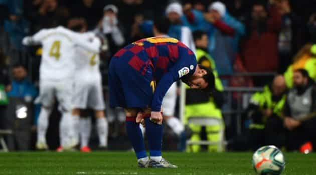 فرق الألعاب الجماعية في برشلونة يُسببون الإحراج لـ ميسي