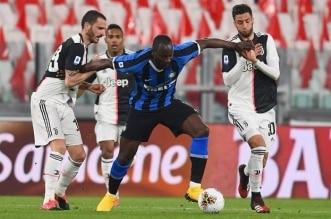 إنتر ميلان يفشل في كسر هيمنة يوفنتوس بـ الدوري الإيطالي - المواطن
