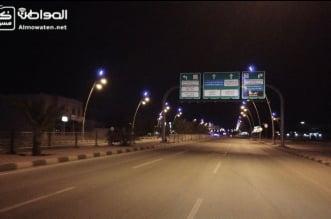 شوارع الخفجي خالية من المارة والسيارات.. وعي والتزام ومسؤولية اجتماعية - المواطن