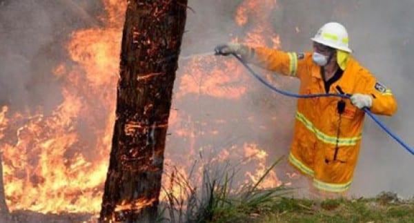 صور.. مصرع 19 شخصًا في حرائق الغابات جنوب الصين