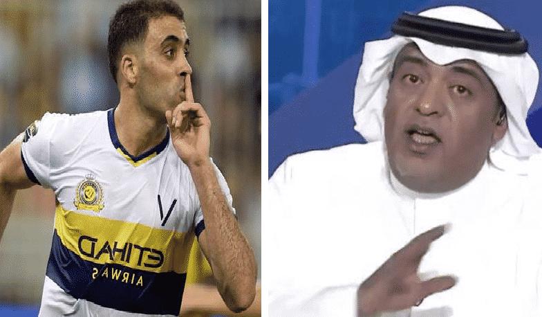 تعليق وليد الفراج على أزمة حمد الله مع إدارة النصر