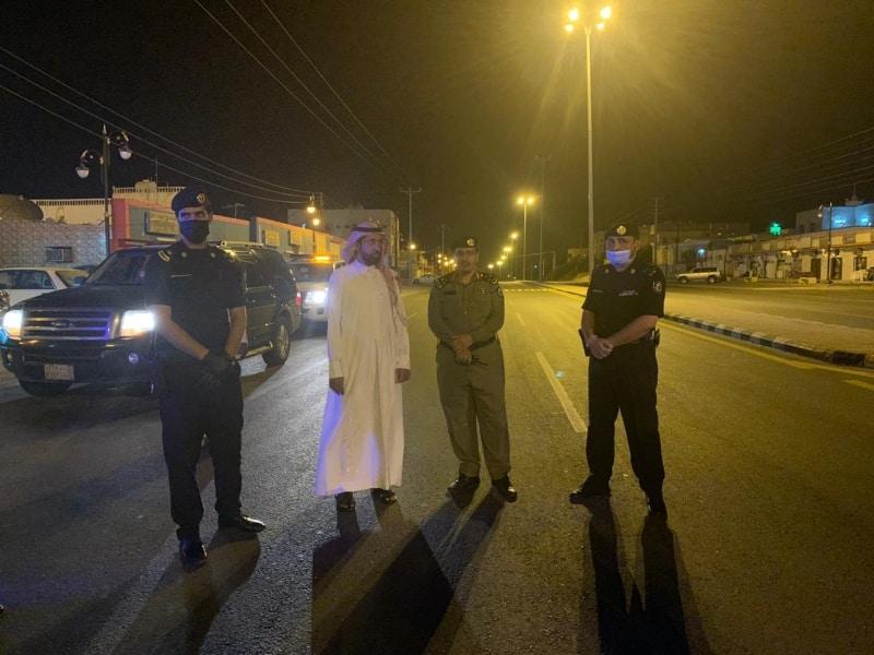 """""""المواطن"""" ترصد التزام أهالي محايل بقرار منع التجول.. هكذا بدت الشوارع - المواطن"""