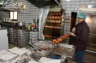 الشيف الأسلمي بدأ بالطبخ في الرحلات ويسعى لافتتاح سلسلة مطاعم - المواطن