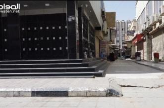 فيديو.. محلات ومولات حفر الباطن تغلق أبوابها التزامًا بالقرارات الوقائية - المواطن