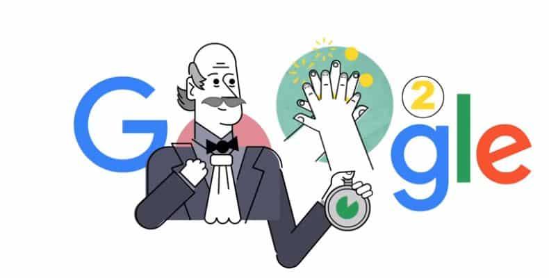 Ignaz Semmelweis أجناتس سيملفيس مبتكر غسل اليدين بطريقة صحيحة