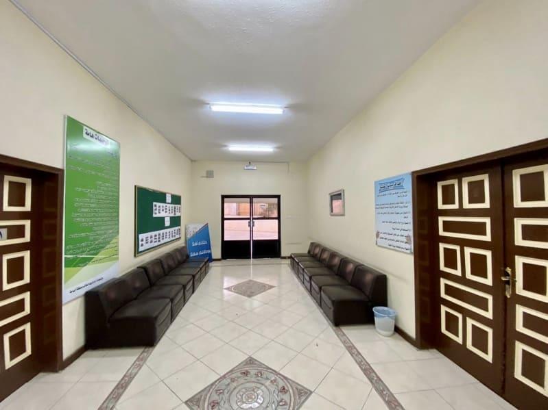 بيت الطالب تحت تصرف صحة الباحة لاستخدامه في العزل