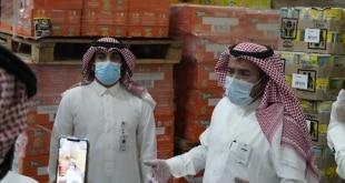 """مدير تجارة تبوك لـ """"المواطن"""" : المواد التموينية والغذائية متوفرة بكميات كبيرة"""