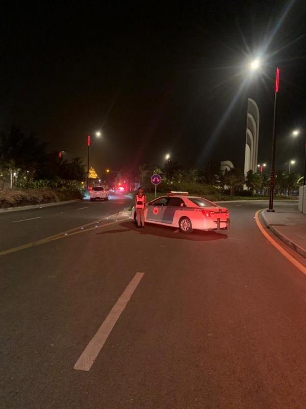 مرور جدة يغلق طريق الكورنيش وينبه قائدي المركبات - المواطن