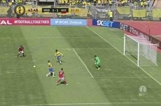 صن داونز ضد الأهلي .. المارد الأحمر إلى نصف النهائي - المواطن