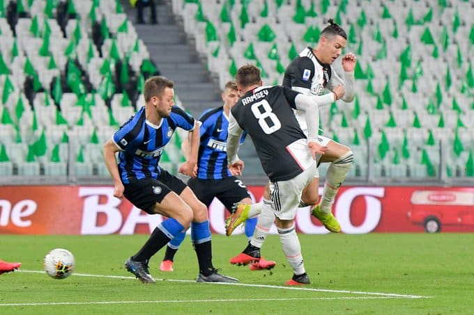 ترتيب الدوري الإيطالي .. يوفنتوس كسب التحدي والإنتر يُعاني