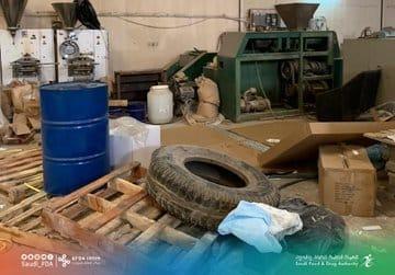 إغلاق مصنع مستحضرات تجميل ومعقمات في الرياض - المواطن