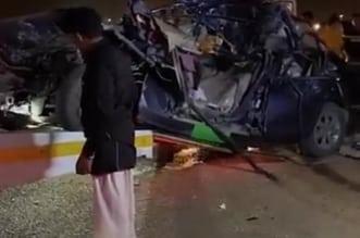 3 وفيات وإصابة شخص بحادث تصادم في بيش - المواطن