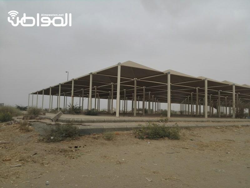 صورة لساحة صور أحد المسارحة بجازان