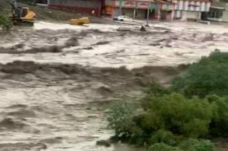 شاهد.. أمطار وسيول على المحافظات الشرقية من جازان - المواطن