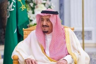 االملك سلمان يستعرض العلاقات الثنائية مع وزير خارجية بريطانيا