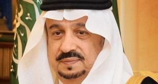 أمير الرياض يتابع التقارير الأمنية ونتائج الجولات التفتيشية