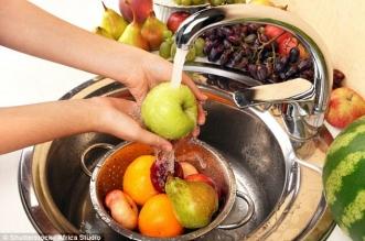 """استشارية تغذية لـ""""المواطن"""": تجنبوا الخل.. الماء يكفي لغسل الفواكه والخضراوات - المواطن"""