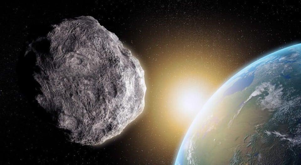 كويكبان ضخمان يقتربان من الأرض