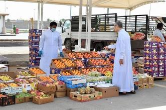 الأسواق المؤقتة في جدة تؤمن الخضار والفواكه خلال شهر رمضان - المواطن