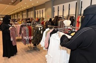 أسواق ومحلات حائل تواصل استقبال المتسوقين - المواطن