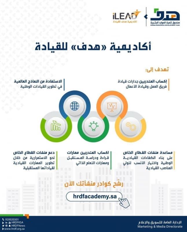 أكاديمية هدف للقيادة تتيح مسارًا للتدريب الإلكتروني عن بُعد