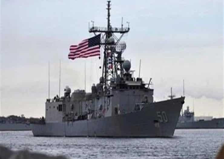 فيروس كورونا يضرب 40 سفينة تابعة للبحرية الأمريكية