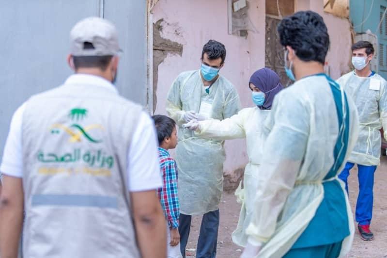 وزير الصحة: المسوحات النشطة داخل الأحياء انعكست على عدد حالات كورونا