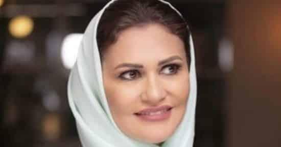 الكاتبة تغريد الطاسان تغادر الحجر الصحي