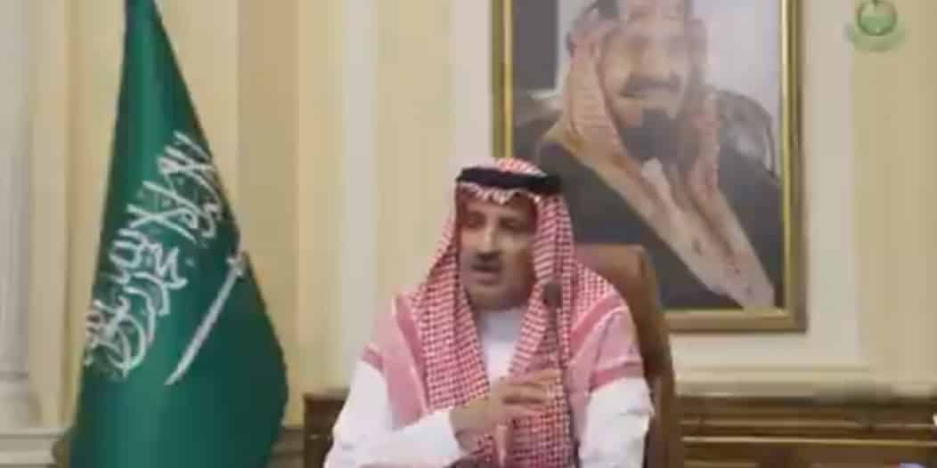فيديو.. فيصل بن سلمان يطمئن على أيتام تكافل بالاتصال المرئي