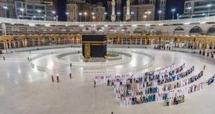 فيديو.. أذان الفجر الأول من رمضان في الحرمين الشريفين