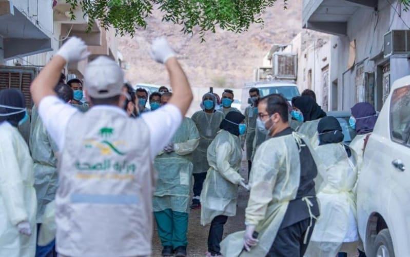 الصحة: نحو مليون شخص استفادوا من المسح النشط خلال أسبوعين