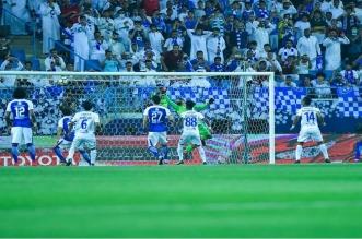 الهلال في الدوري السعودي للمحترفين