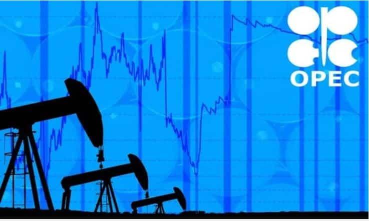 برميل النفط يسجل 12.22 دولار في سلة أوبك