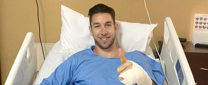النصر يعلن خضوع جونز لجراحة ناجحة