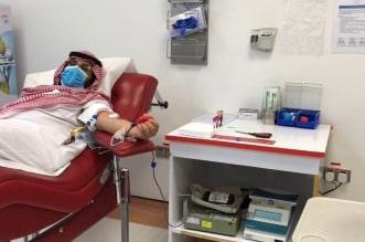 بصمة كلنا وطن ينظم حملة تبرع بالدم لمواجهة كورونا - المواطن