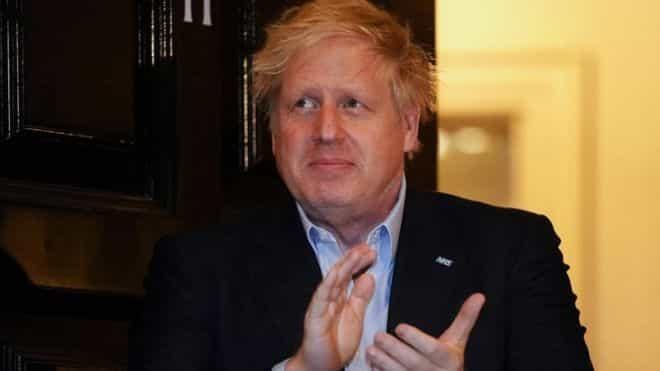 رئيس وزراء بريطانيا يباشر مهامه غداً بعد تعافيه من كورونا