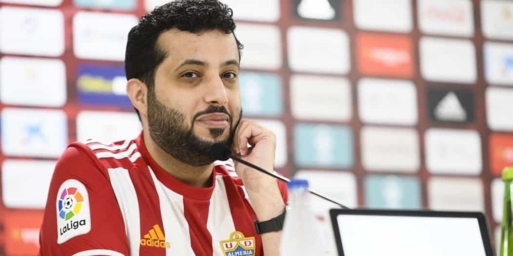 آل الشيخ: كرة القدم ستختلف بعد كورونا.. وألميريا لن يتأثر