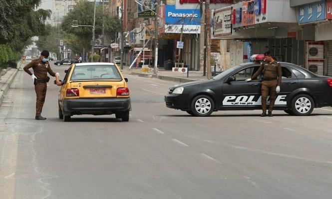 العراق يعلن تمديد حظر التجول حتى شهر رمضان
