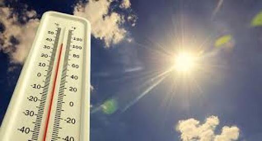 درجة الحرارة اليوم لامست الـ50 مئوية في الأحساء