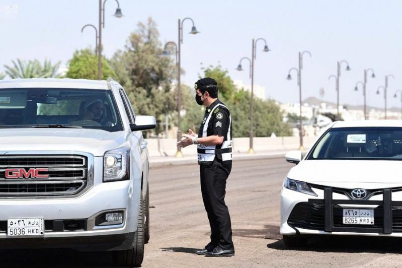 ضبط 159 مخالفاً لأنظمة أمن الحدود في الرياض