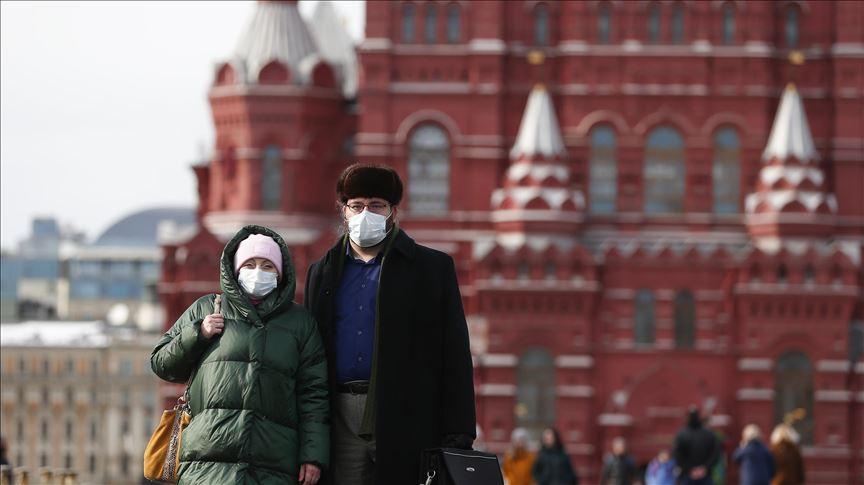 روسيا تسجل 954 إصابة جديدة بـ كورونا في يوم واحد