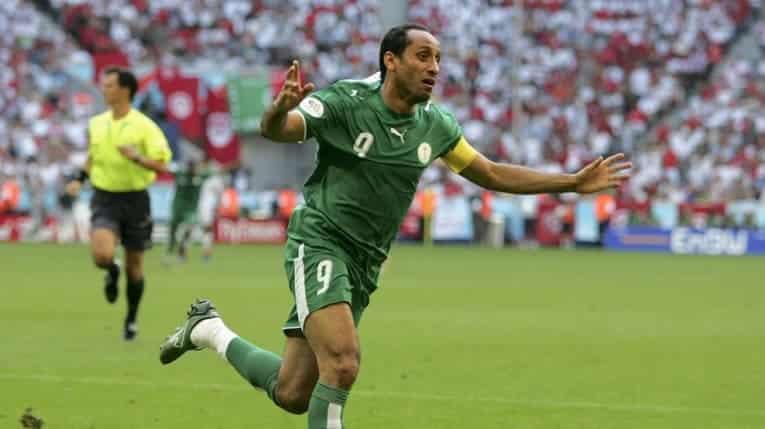 سامي الجابر يُنافس على الأفضل آسيويًا في كأس العالم