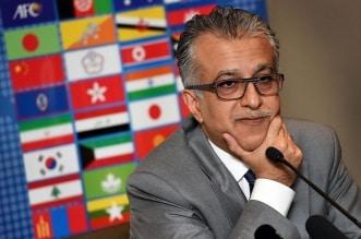 رئيس الاتحاد الآسيوي لكرة القدم سلمان بن إبراهيم آل خليفة