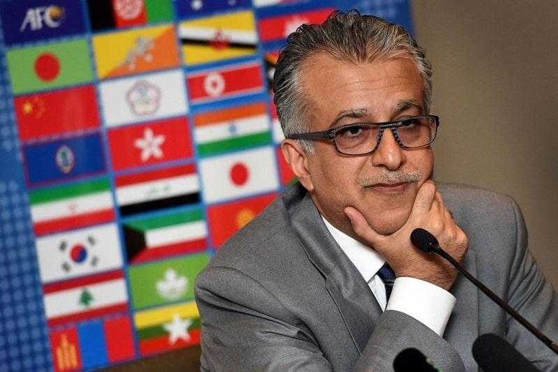 رئيس الاتحاد الآسيوي لكرة القدم