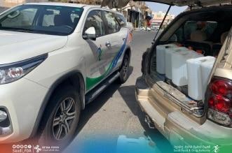 ضبط مناديب يسوقون معقمات مخالفة في جدة والدمام - المواطن