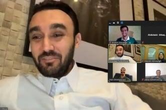 وزير الرياضة الامير عبدالعزيز بن تركي الفيصل